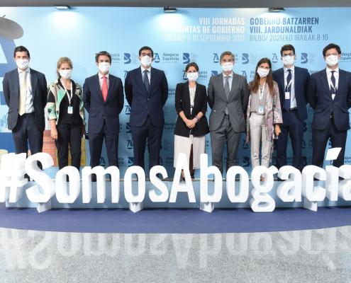 Aon en el Congreso de la Abogacía española